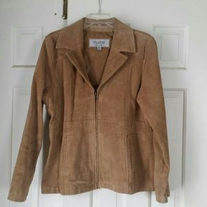 Wilsons Leather maxima leather jacket vintage 1980
